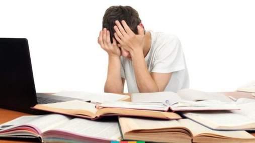 Забыть все и не поступить в вуз: 5 главных страхов выпускников перед ВНО