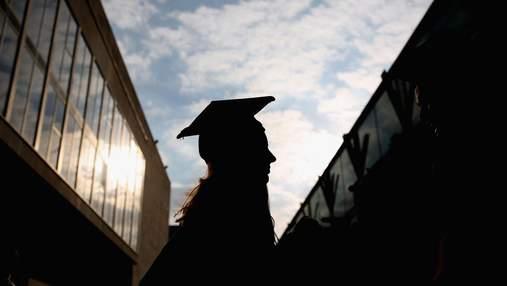 Скільки студентів перервали навчання через війну на Донбасі: відповідь Шкарлета