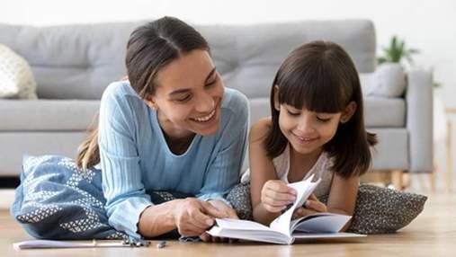 Як читати з дитиною книги англійською мовою: корисні лайфхаки