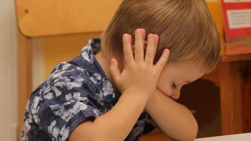 В садике под Запорожьем воспитательница ударила ребенка: разгорелся скандал