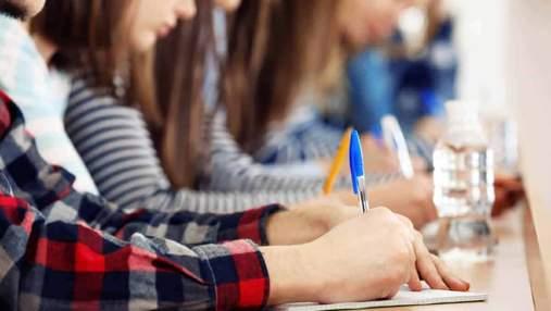 Вступники склали єдине фахове вступне випробування: правильні відповіді тесту та додаткова сесія