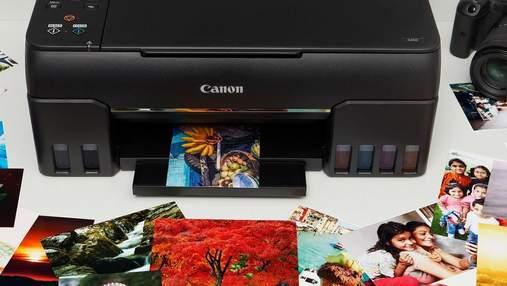 Обираємо принтер для економічного друку яскравих фото