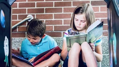Как привлечь ребенка читать летом: 5 интересных методов