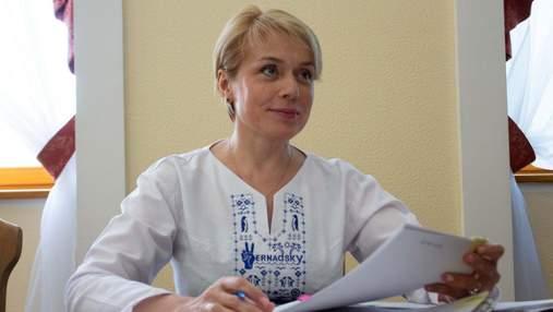 Як Лілія Гриневич оцінює роботу Шкарлета: цікаві відповіді на питання