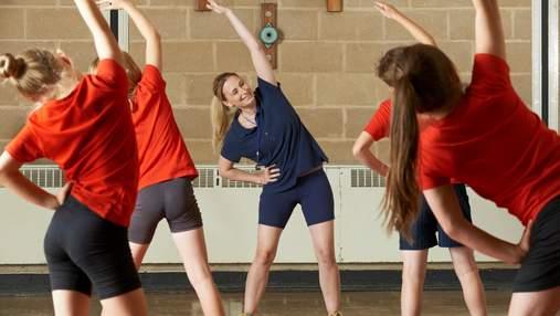 В Украине выберут лучшего учителя физкультуры: что получит победитель
