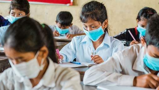 Увеличение насилия и беременности среди детей: ООН призывает как можно быстрее открыть школы