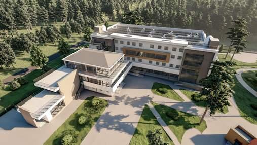 """""""Во всей Европе нет такого"""": в Пуще-Водице появится детский научный центр с участием NASA"""