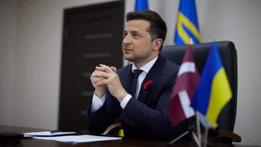 Готові підтримати, – Зеленський заговорив про пільговий вступ для дітей політв'язнів
