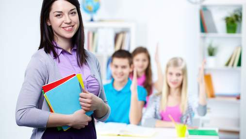 Цього року до шкіл прийдуть 3000 молодих вчителів, а першокласників менше, ніж торік, – МОН