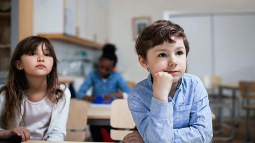 """""""Стать военным, как папа, который погиб на Востоке"""": о чем мечтают украинские дети перед школой"""