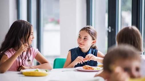 МОН обнародовало детали об организации нового питания в школах и формировании лицеев