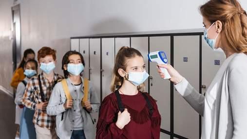 Навчання під час пандемії має продовжуватися безперебійно, – ВООЗ просить відкривати школи