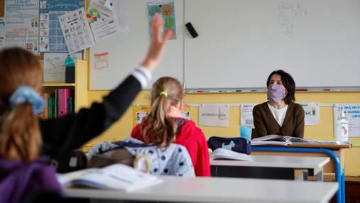 Заняття на вулиці та маски: МОЗ видало рекомендації щодо навчання у садочках, школах та вишах