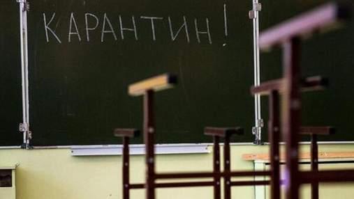 Почали хворіти вчителі та сім'ї учнів: у школі на Волині виявили спалах коронавірусу