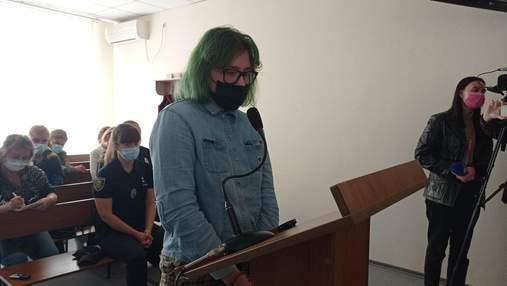 У Полтаві взяли під варту дівчину, яка з арбалета стріляла у педагогів