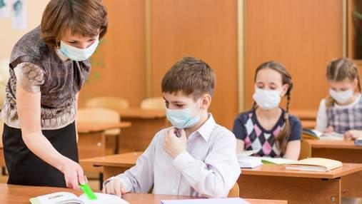 Разрешена вакцинация хотя бы одной дозой, – Ляшко о работе школ в желтой зоне