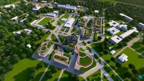 На президентский университет Зеленского выделили первые 70 миллионов гривен: на что они пойдут