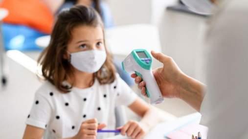 Чи вимагатимуть від учнів результати ПЛР-тестів у разі захворювання на COVID-19