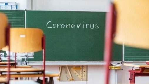 В нескольких школах Николаева обнаружили коронавирус: классы переводят на дистанционку