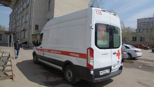 У російській школі розпили газ: школярі потрапили в реанімацію