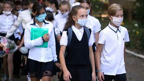 Лишь 10% школ Львовщины смогут работать очно после усиления карантина