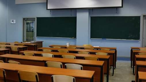 Помножу на мінус нуль, – викладачка у Дніпрі обматюкала студента за запізнення: відео