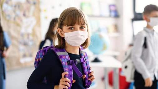 В школах при очном обучении возрастает риск вспышки коронавируса, – Минздрав