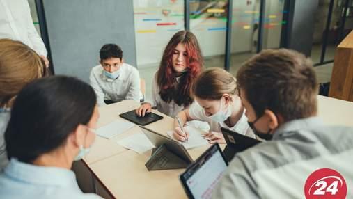 На Львовщине большинство школ вернулось к очному обучению