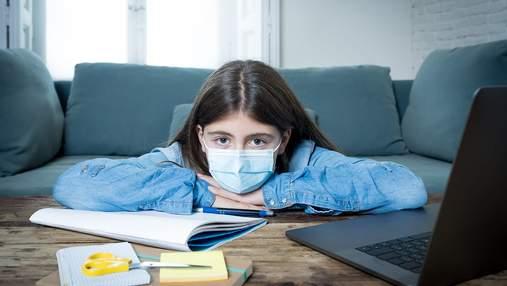 Постраждали від карантину та дистанційки: 13% усіх дітей та підлітків мають психічні розлади