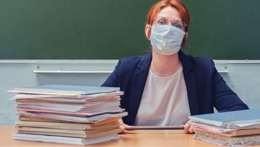 МОН контролює вакцинацію вчителів: скільки педагогів досі нещеплені від COVID-19