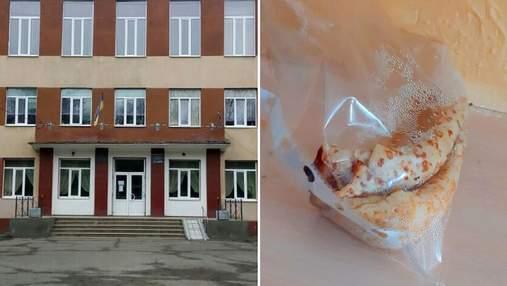 Млинці у файлах і хліб замість м'яса: в школі Ужгорода розгорівся скандал через харчування учнів