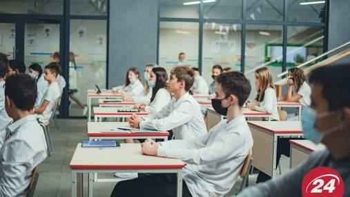 Будем в красной зоне, – главный медик Львовщины рассказал, как будут работать школы