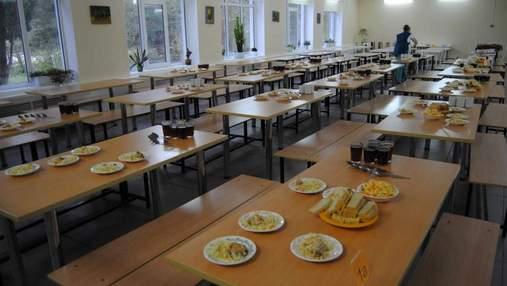 Мишачий послід та невідома продукція: виявили жахливі умови в школах Чернівців