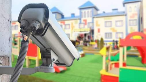 Українці підтримали петицію про обов'язкове відеоспостереження у дитсадках