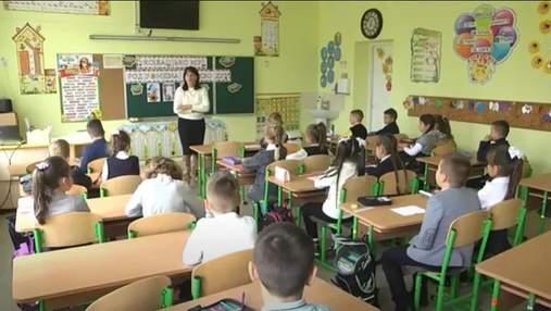 Здание не сдали в эксплуатацию: на Буковине ученики незаконно учатся в новом корпусе школы