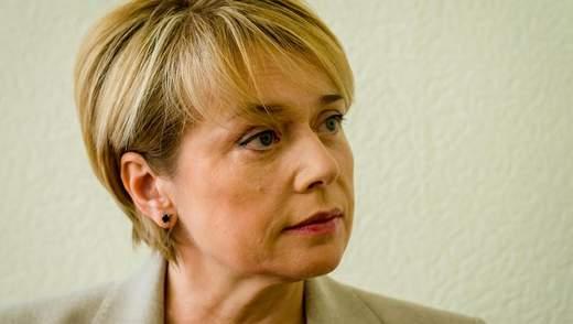 Лилия Гриневич о кризисе высшего образования в Украине и противоречивых идеях Шкарлета