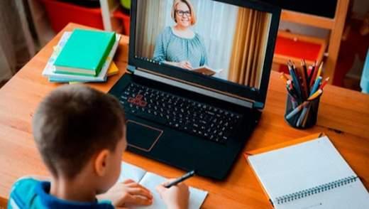 В Черновцах школы переходят на дистанционное обучение